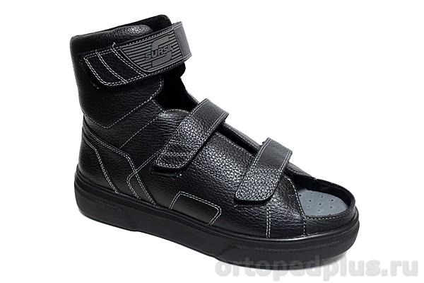 Ортопедическая обувь Сандалии 13-130 черный