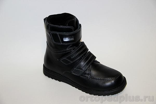 Ортопедическая обувь Ботинки 160206 черный