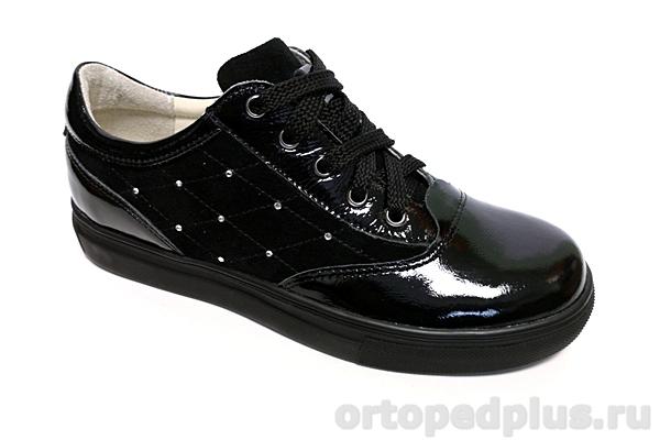 Ортопедическая обувь Кроссовки 198-11 черный