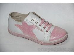 Кроссовки 22126 розовый