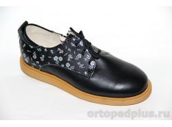Туфли 24001 ЭТНИКА черный