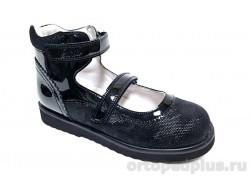 Туфли 33-500 черный