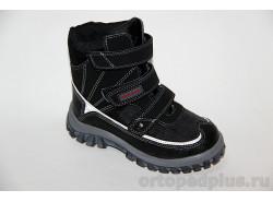 Ботинки 43-070 черный