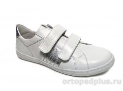 П/ботинки BL-294-15 серебристый
