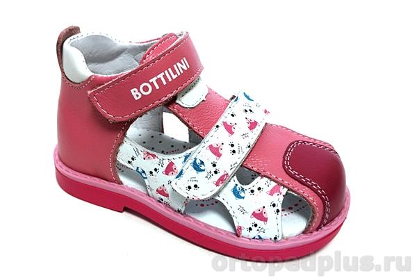 Ортопедическая обувь Сандалии SO-174-5 розовый