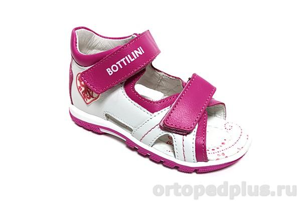 Ортопедическая обувь Сандалии SO-229-6 фуксия