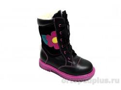 Ботинки 182-13 черный