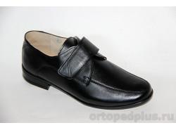 Туфли школьные 211109 черный