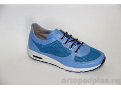 Кроссовки 22192 голубой