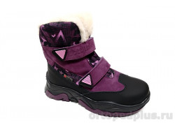 Ботинки BL-244-4 фиолетовый