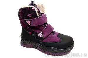 Ботинки BL-279-4 фиолетовый
