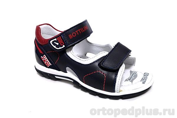 Ортопедическая обувь Сандалии SO-219-2 синий