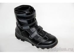 Ботинки 10-026 черный