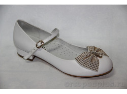 Туфли 13-008-3 белый