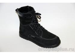 Ботинки 160203 черный