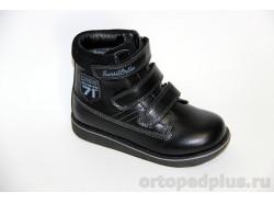 Ботинки 23-253 черный
