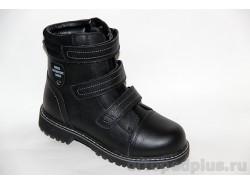 Ботинки 45-074 черный