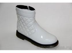 Ботинки 72003 белый