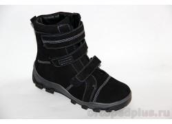 Ботинки А43-063 черный