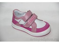 Кроссовки BL-123-6 розовый/белый