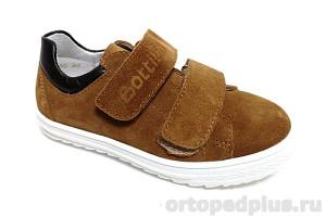 Кроссовки BL-259-5 коричневый