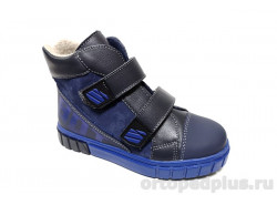 Ботинки BL-290-1 синий