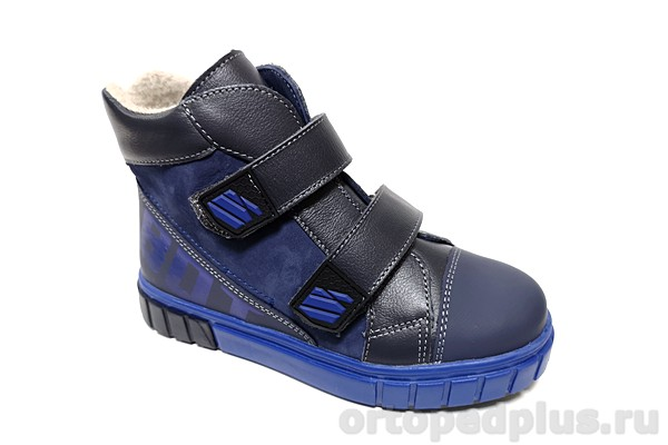 Ортопедическая обувь Ботинки BL-290-1 синий