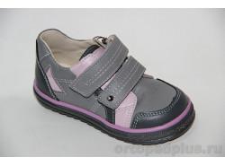 Кроссовки BL-125-4 серо-фиолетовый