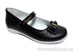 Туфли TS-198-2 черный