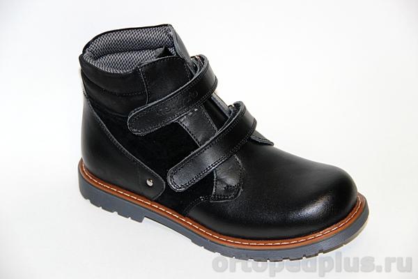 Ортопедическая обувь Ботинки 06-540 черный