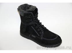 Ботинки 160303 черный
