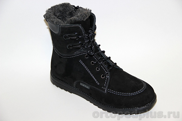 Ортопедическая обувь Ботинки 160303 черный