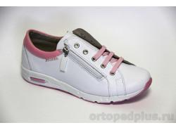 Кроссовки 22103 белый