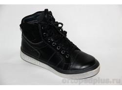 Ботинки 44-078 черный
