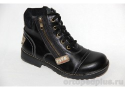 Ботинки 55-114 черный