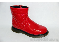 Ботинки 72003 красный