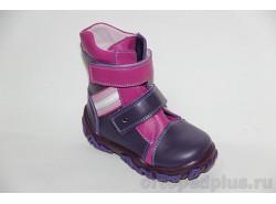 Ботинки BL-130-3 фиолетовый