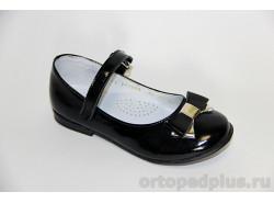 Туфли 211120 черный