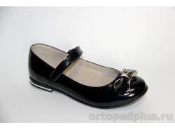 Туфли школьные 21114 черный