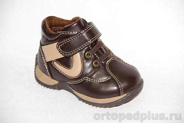 Ортопедическая обувь Ботинки 22555 т.кор.