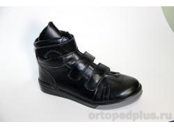 Ботинки 23216 черный