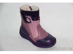 Ботинки BL-131-2 фиолетовый