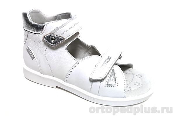 Ортопедическая обувь Сандалии SO-091-13 белый