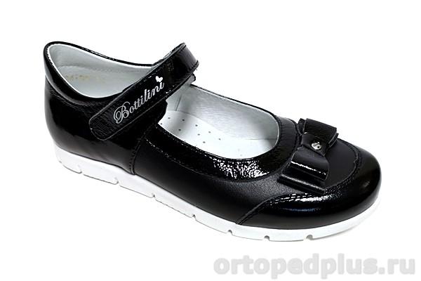 Ортопедическая обувь Туфли TS-201-3 черный