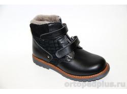 Ботинки зимние 06-750 черный