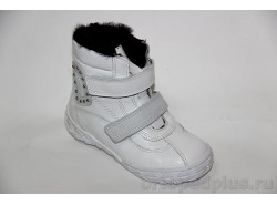 Ботинки 1015 белый