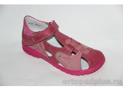Сандалии 1091 фуксия/розовый