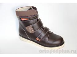 Ботинки 23-222-2 коричневый