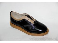 Туфли 24007 ТВИСТ черный