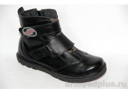 Ботинки 33-503 черн
